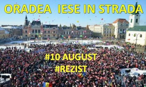 Mitingul românilor din diaspora a început. Şi la Oradea se iese azi în stradă!