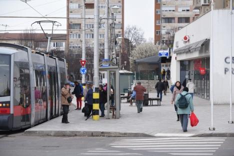 GALERIE DE IMAGINI: Cum a arătat Oradea în prima zi de carantină