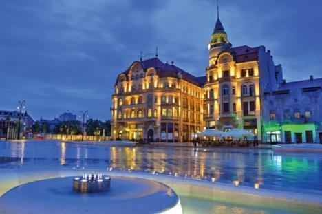 Laude noi pentru Oradea: locul 8, în Forbes Best Cities!