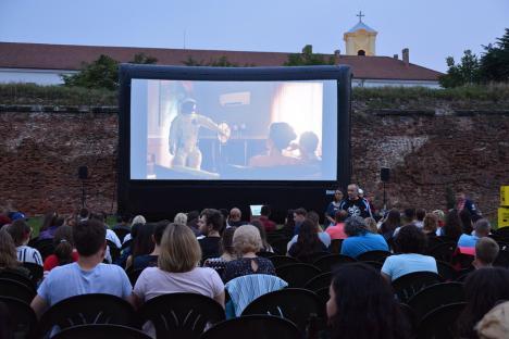 Weekend cu filme în aer liber: Proiecţii TIFF în Oradea şi Salonta