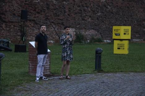 Oradea Summer Film a debutat cu o peliculă controversată despre Biserica Ortodoxă, intens aplaudată de orădeni (FOTO)