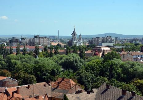 Oradea, oraş verde: Curioşii sunt invitaţi la lecţii gratuite de ecologie