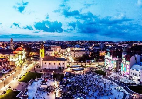 Oradea îşi păstrează ratingul Fitch de oraş recomandat investiţiilor