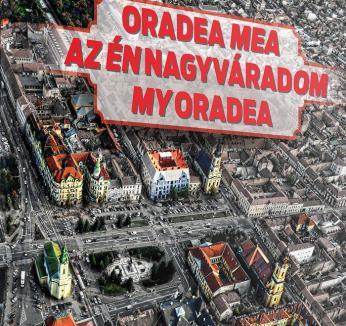 Artistul fotograf Ovi D. Pop îşi lansează albumul de imagini aeriene 'Oradea mea'