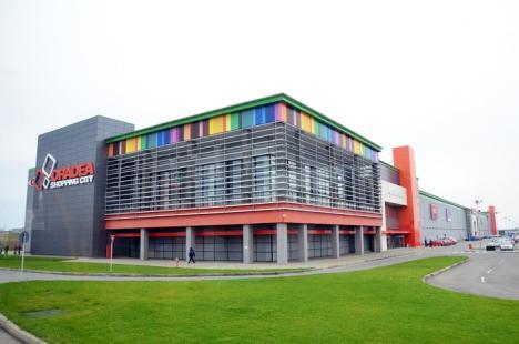 Insolvenţa Oradea Shopping City: Primăria are de recuperat taxe şi impozite de 405.000 lei