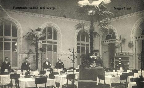 Orașul cafenelelor: Frumoasa poveste a restaurantelor și localurilor din Oradea de acum 100 de ani (FOTO)