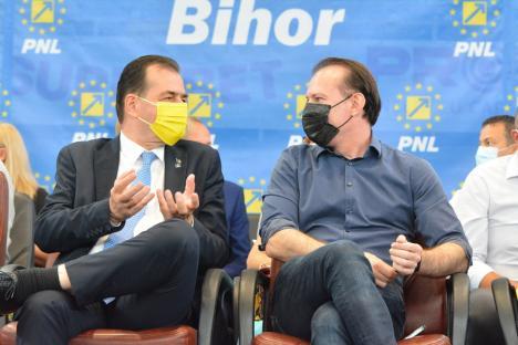 Bolojan, cu Orban sau cu Cîțu?