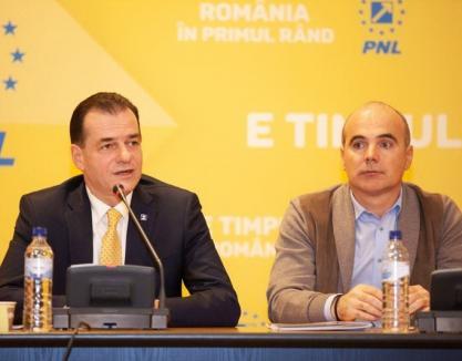 PNL a definitivat lista candidaţilor pentru alegerile europarlamentare. Jurnalistul Rareş Bogdan, pe primul loc, Vasile Blaga - pe 6