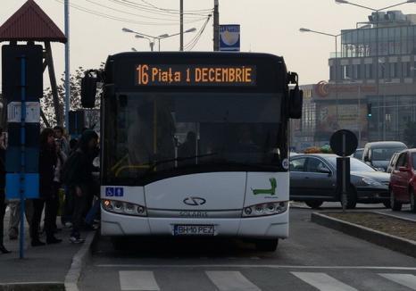 Consiliul Local: Traseul liniei de autobuz 16 a fost prelungit până în Cartierul Tineretului