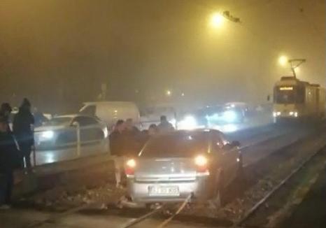 OTL: De ce au staţionat tramvaiele joi în Oradea