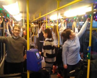OTL a pregătit tramvaie de sărbătoare