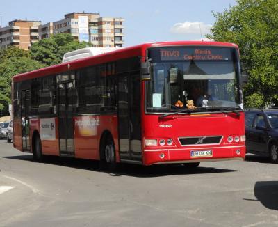 În weekend autobuzele înlocuiesc tramvaiele TRV 5 spre Olosig
