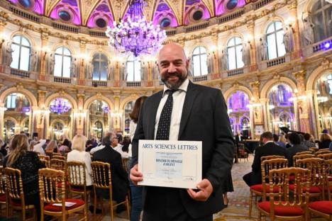 Fotograful orădean Ovi D. Pop, premiat la Paris (FOTO)