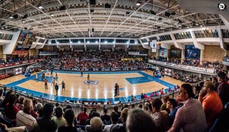 La un punct de podium: CSM CSU Oradea a câştigat cu 84-72 meciul cu BC CSU Sibiu