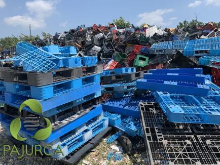 Pajurca Metal Group reîncepe achiziţia deşeurilor (FOTO)
