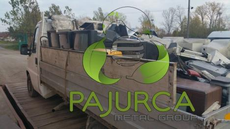 Pajurca Metal Group le oferă orădenilor bani pentru deşeurile din gospodărie (FOTO)
