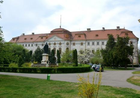 Palatul Baroc va fi reabilitat cu bani de la Guvernul Ungariei