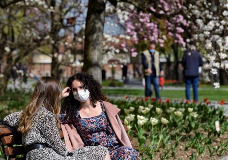 Cum va fi vremea de Florii şi de Paşte, în Crişana