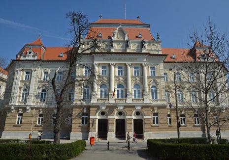 Bilanţul Tribunalului Bihor pe 2018: Judecătorii au muncit mai puţin, dar mai bine