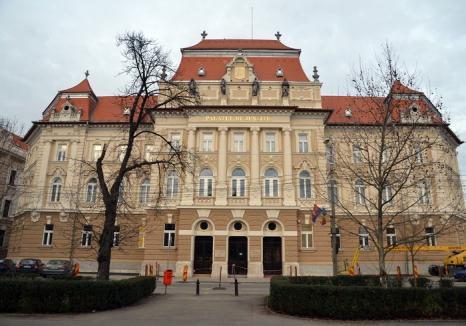 Ministrul Justiţiei şi preşedintele Consiliului Superior al Magistraturii vor inaugura vineri Palatul de Justiţie din Oradea