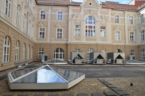 Palatul de Justiţie din Oradea, cea mai scumpă investiţie din sistemul judiciar din România