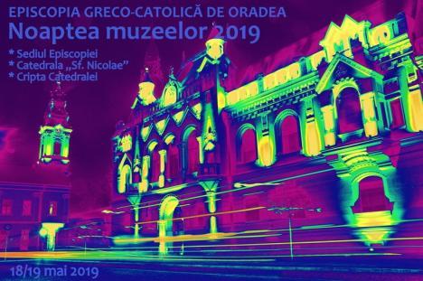 'Remember'. La Noaptea Muzeelor, orădenii vor putea vedea o expoziţie cu obiecte afectate de incendiul de la Palatul Episcopal Greco-Catolic