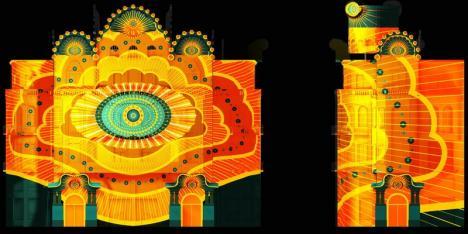 Zilele Art Nouveau: Tururi ghidate, concerte în Piaţa Unirii şi proiecţii spectaculoase pe Palatul Vulturul Negru (FOTO)