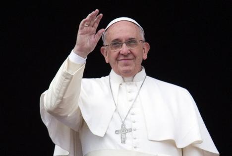 Papa Francisc vine în România. Ce orașe va vizita
