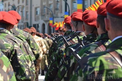 Fără paradă militară, fără concert: Eliberarea Oradiei va fi sărbătorită în cadru restrâns