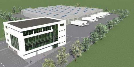 Au fost stabilite firmele care vor construi Parcul Industrial din Săcueni, a cărui amenajare a fost licitată pe părţi