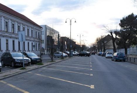 Parcarea în centrul Oradiei, mai scumpă decât în restul oraşului: Primăria introduce două zone de tarifare