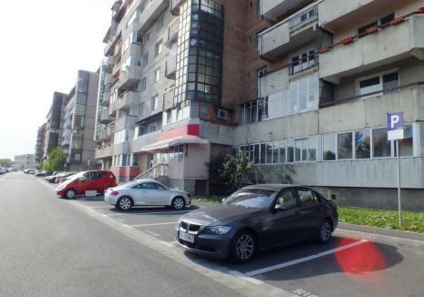Only orădeni: Primăria vrea să restricționeze acordarea parcărilor la domiciliu