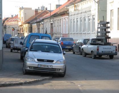 Primarul Ilie Bolojan a retras din Consiliul Local regulamentul privind rezervarea parcărilor
