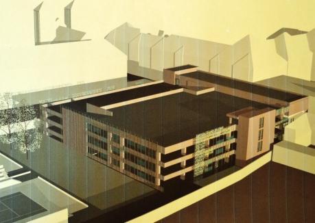 4,5 milioane euro. Primăria va construi o parcare cu două etaje pe terenul fostei baze sportive Voinţa (FOTO)