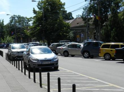 Problema parcărilor în Oradea (I)