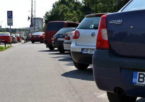 De mâine se scumpesc parcările în Oradea! Abonamentele costă cu peste 20% mai mult