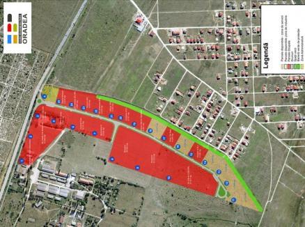 Parcul industrial scoate la licitaţie 11 parcele în incinta Eurobusiness I şi II