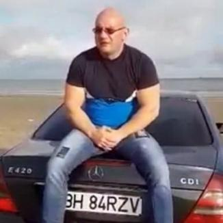 Bip-bip la Parchet: Interlopul Răzvan Parfene s-ar putea alege cu un nou dosar penal (VIDEO)