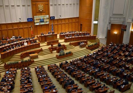 Parlamentul II. Organizarea