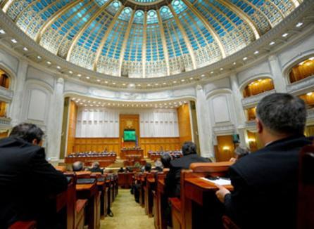 Proiectul Legii bugetului de stat pe 2010 a fost adoptat