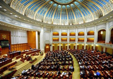 Parlamentul III. Statutul deputaților și al senatorilor