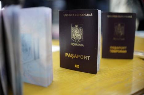 Noile pașapoarte românești, printre cele mai mai sigure din lume. Vezi cum arată!