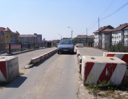 Primăria vrea să reabiliteze pasarela CFR din Ştefan cel Mare