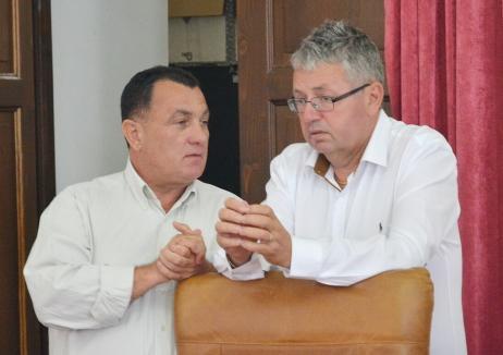 Doi şefi de la ABA Crişuri, Pásztor Sándor şi Dorel Dume, confirmaţi cu Covid-19. Directorul Avrigeanu: Instituţia funcţionează