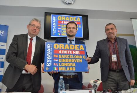 Elnők tocător de bani: Judeţul Bihor a plătit peste 1100 de euro pentru întâlnirea eşuată a lui Pásztor cu Ryanair