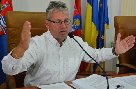 Păsztorul supărat: Fostul președinte al CJ Bihor dă replici, dar numai în presa maghiară