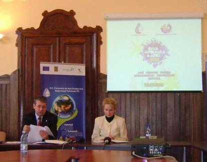 """CAO şi """"Apele Române"""" au semnat un protocol pentru """"sănătatea"""" apei"""