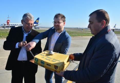 Pásztor Habar Nem: Şefii Consiliului Judeţean nu ştiu nici acum ce prevede contractul cu Ryanair