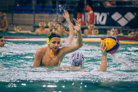 Patru juniori de la CS Crișul, convocați la echipa națională de polo U17