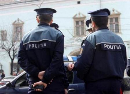 La datorie! Peste 300 de poliţişti vor ieşi în stradă de Paştele Catolic şi Floriile ortodoxe